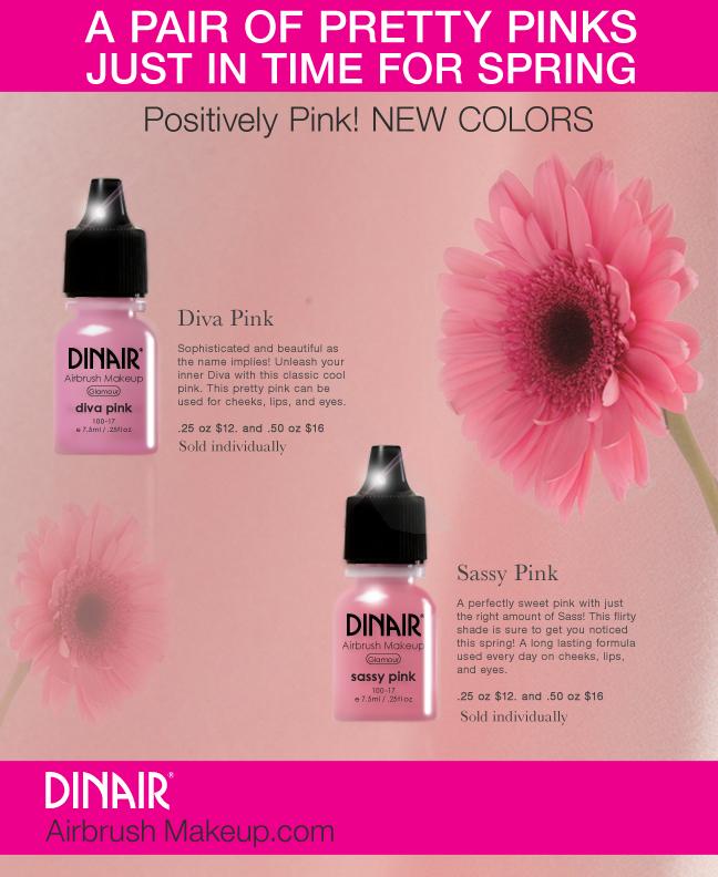 New Dinair Airbrush Makeup Color Chart Dinair Airbrush Makeup